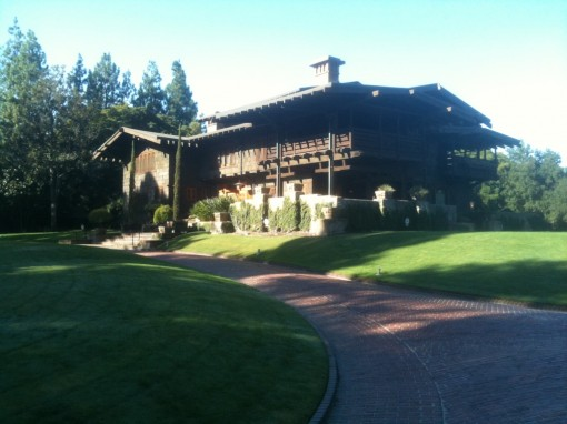 The Gamble House, Pasadena