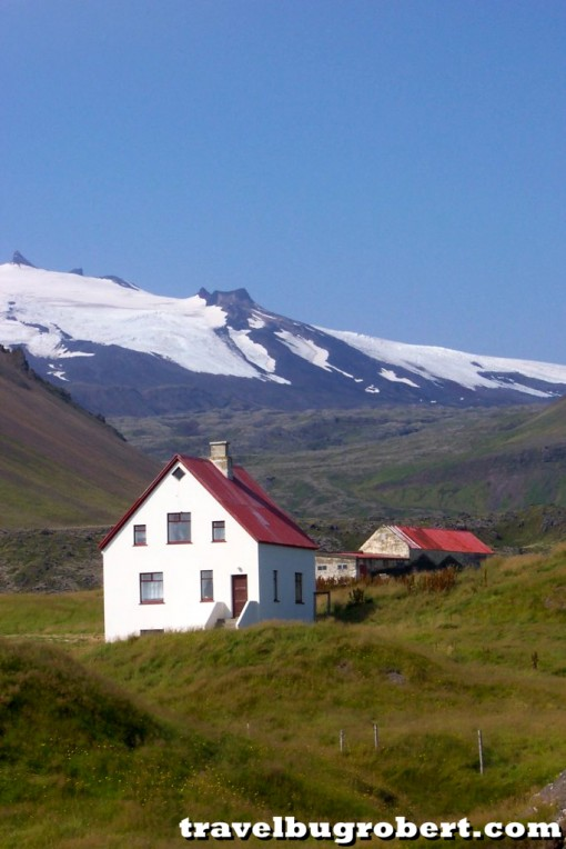 A House in Iceland